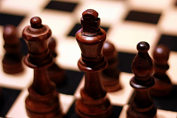 King of Chess, by Kristine Kongsvik - Flickr