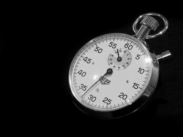 Fevered Mutterings image: Stopwatch, by wwarby - Flickr