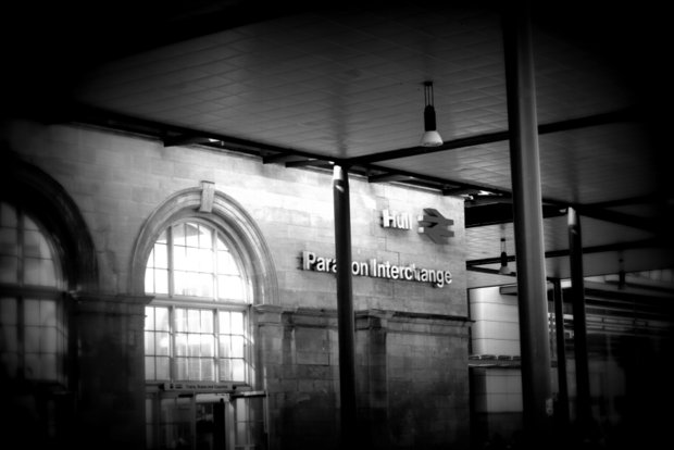Paragon Train Station, Hull