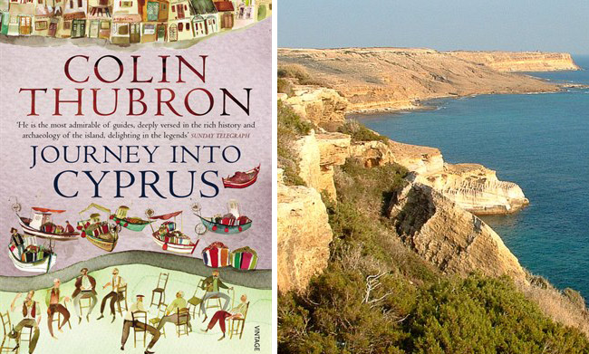 Journey Into Cyprus, Colin Thubron